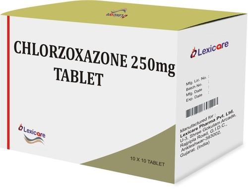 Chlorzoxazone(Lorzone)